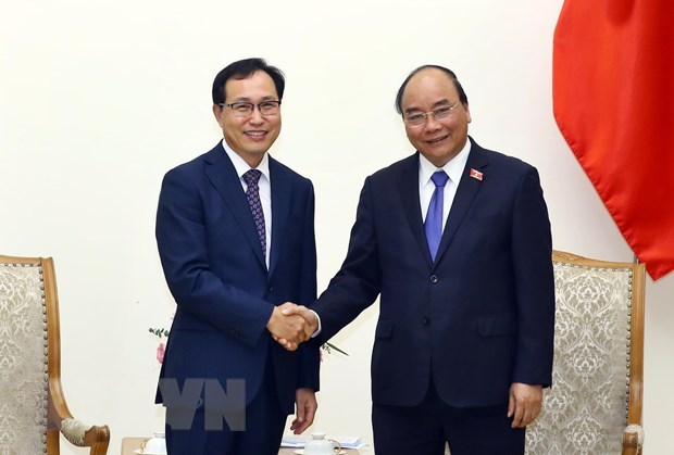 Primer ministro de Vietnam exhorta a Samsung a expandir su operacion hinh anh 1