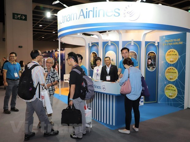 Participa Vietnam en la Exhibicion Internacional de Turismo de Hong Kong 2019 hinh anh 1
