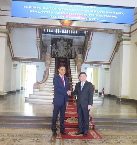 Busca Ciudad Ho Chi Minh atraer inversionistas malasios para construccion de lineas de metro hinh anh 1