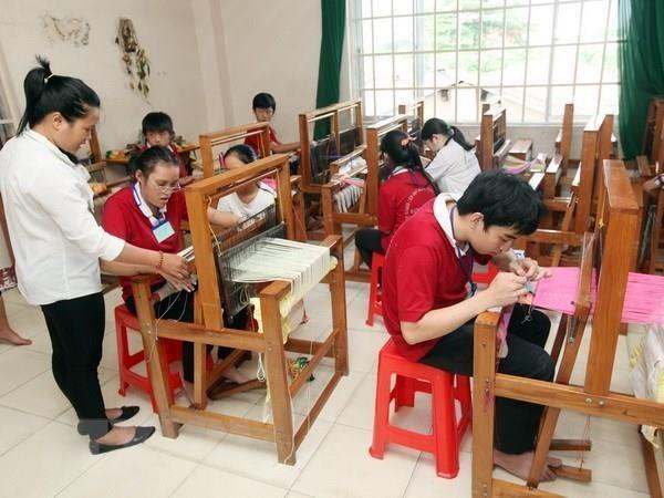 Reafirma Vietnam su compromiso de promover derechos de discapacitados hinh anh 1