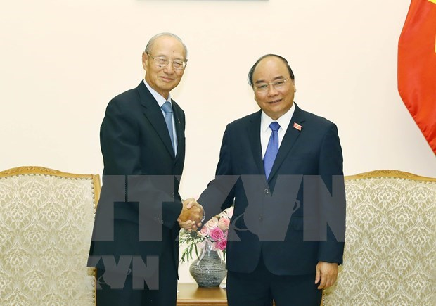Premier vietnamita recibe a ejecutivo del grupo singapurense CapitalLand hinh anh 1