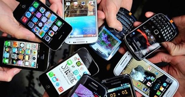 Disminuye Vietnam la importacion de telefonos moviles y componentes hinh anh 1