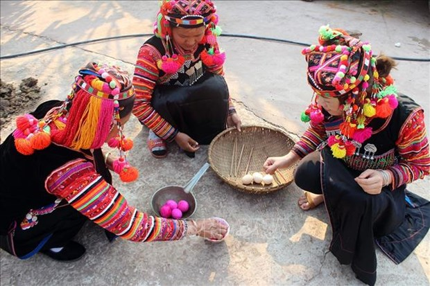 Reconocen en Vietnam al ritual Ga Ma Thu como patrimonio cultural intangible hinh anh 1