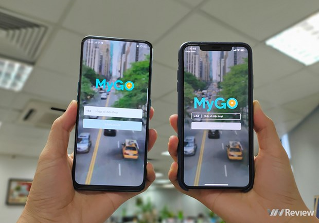 Viettel lanza aplicacion para transporte y entrega MyGo hinh anh 1