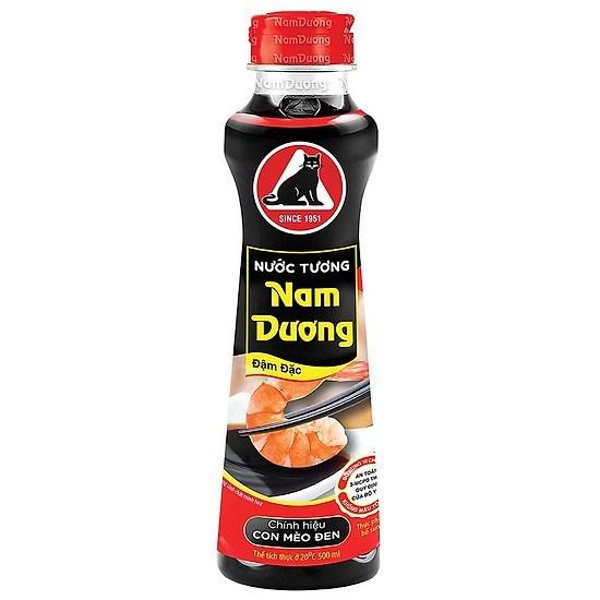 Reconocen en Canada a la salsa de soja Nam Duong como la mejor de Vietnam hinh anh 1