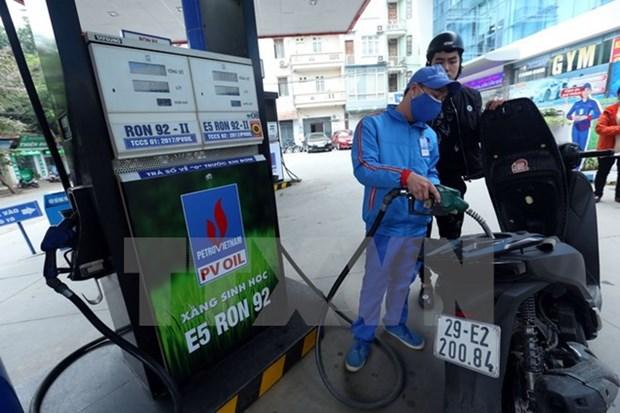 Descendio el precio de los combustibles en Vietnam hinh anh 1