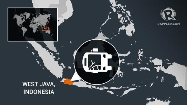 Mueren 12 personas en un accidente de transito en Indonesia hinh anh 1