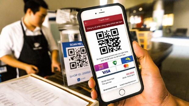 Reportan en Vietnam valor multimillonario de pagos electronicos diarios hinh anh 1