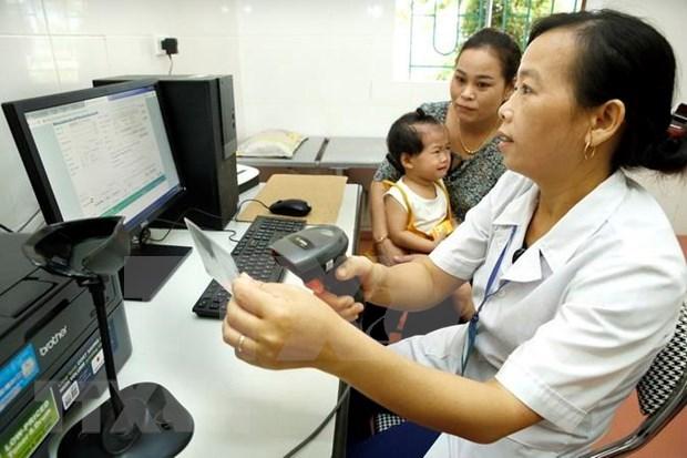 Despliegan en Vietnam programa para el registro electronico de salud hinh anh 1