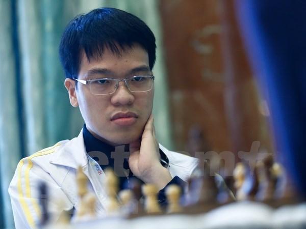 Gano jugador vietnamita campeonato de ajedrez asiatico hinh anh 1