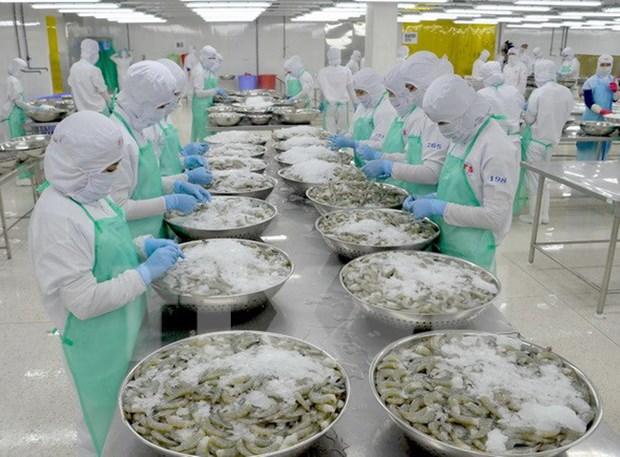 Importadores estadounidenses de mariscos muestran interes en Vietnam hinh anh 1