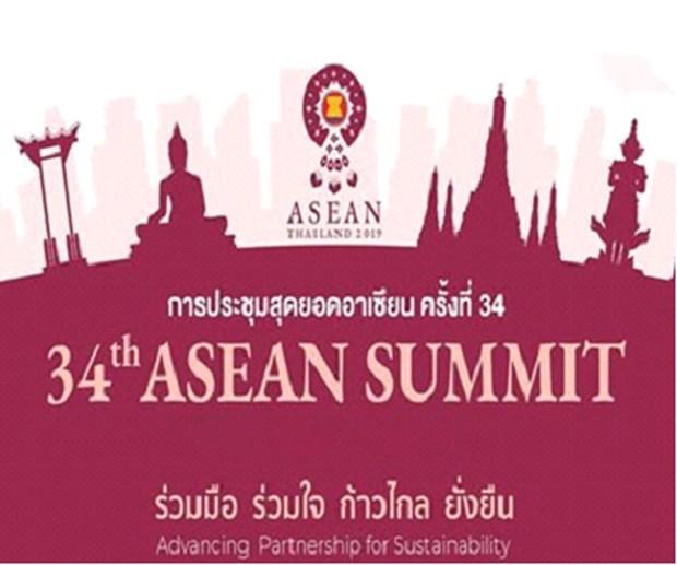 Despliega Tailandia 10 mil efectivos para garantizar la seguridad durante la XXXIV Cumbre de la ASEAN hinh anh 1