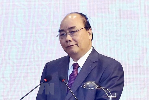 Premier vietnamita asistira a 34 Cumbre de ASEAN en Tailandia hinh anh 1