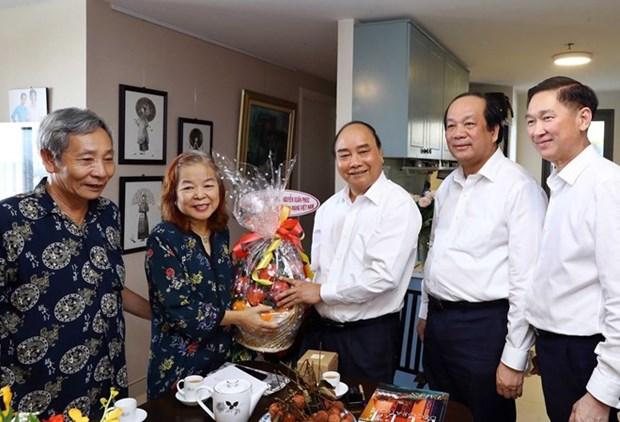 Felicita premier vietnamita Dia de la Prensa Revolucionaria Nacional hinh anh 1