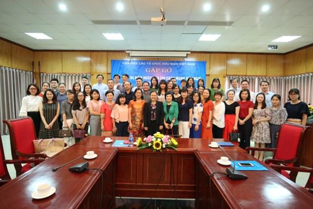 Destacan contribuciones de prensa vietnamita en la diplomacia ciudadana hinh anh 1