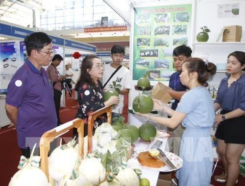 Inauguran en Ciudad Ho Chi Minh ferias internacionales agropecuarias hinh anh 1