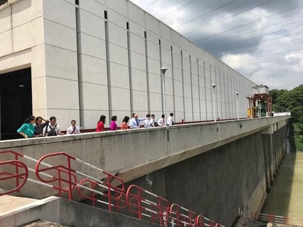 Central hidroelectrica de Tri An, hito en las relaciones Vietnam-Rusia hinh anh 1