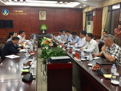 Promueven comercio agricola entre Vietnam y China hinh anh 1