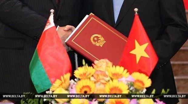 Promueven relacion amistosa entre Vietnam y Belarus hinh anh 1