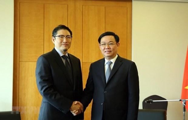 Reafirma Vietnam compromiso de apoyar las inversiones de empresas sudcoreanas hinh anh 1
