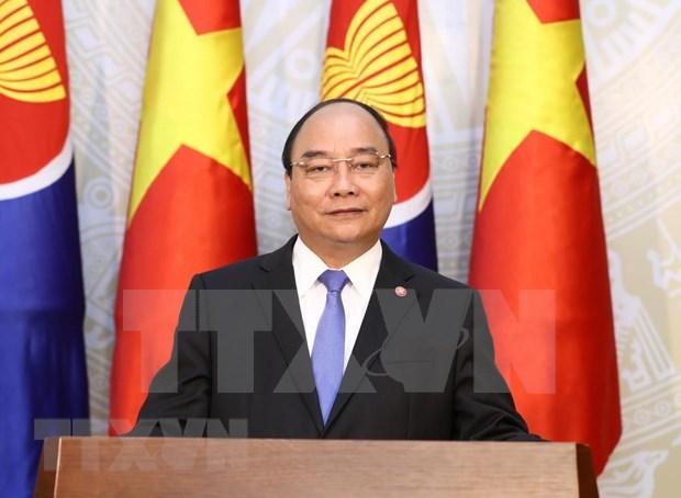 Apunta Vietnam a fortalecer su papel como miembro activo de la ASEAN hinh anh 1