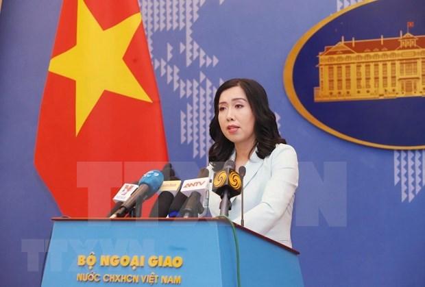 Llama Vietnam a mantener la paz y la estabilidad en el Mar del Este hinh anh 1
