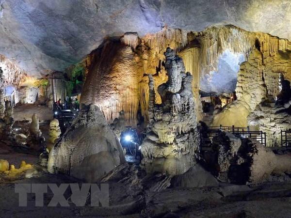 Nuevas maravillas contribuyen a impulsar el turismo vietnamita hinh anh 1