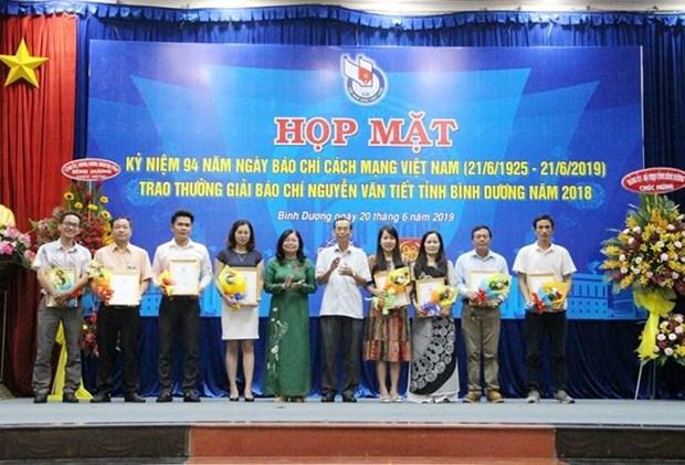 Destacan en Vietnam el papel de la prensa en el desarrollo nacional hinh anh 1