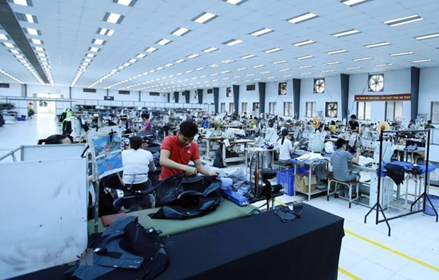 Destacan en Vietnam importancia de la industria textil hinh anh 1
