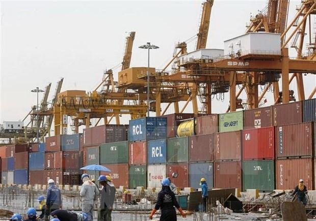Reportan fuerte caida en las exportaciones de Tailandia en mayo hinh anh 1