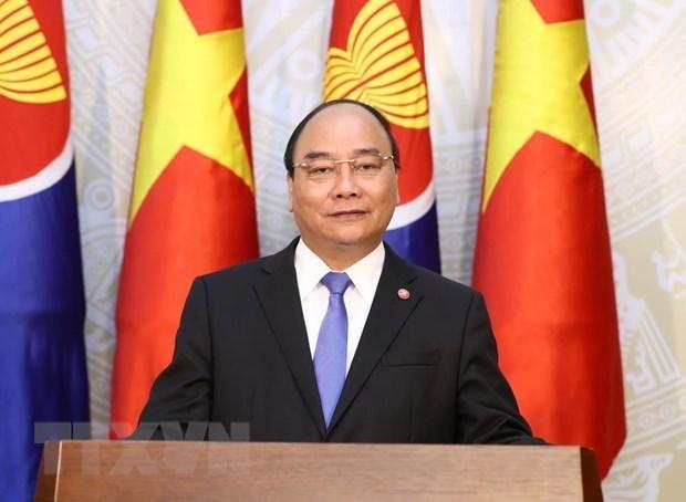 Premier vietnamita insta por una ASEAN unida hinh anh 1