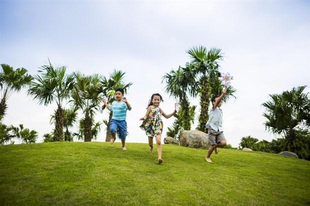 Inaugurado primer parque de aventuras en Vietnam hinh anh 1