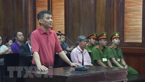 Condenan en Vietnam a individuos por actos subversivos contra la administracion popular hinh anh 1