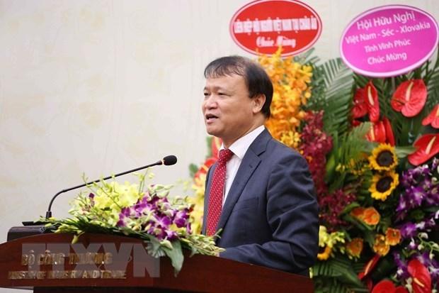 Proponen incrementar programas amistosos entre Vietnam y Republica Checa hinh anh 1