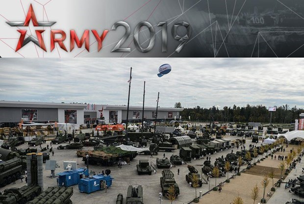 Participa Vietnam en Foro Tecnico Militar Internacional en Rusia hinh anh 1