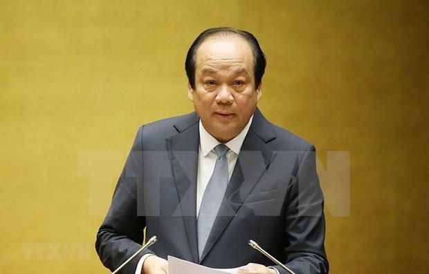 Entrara en servicio nuevo sistema informativo para actividades del Gobierno de Vietnam hinh anh 1