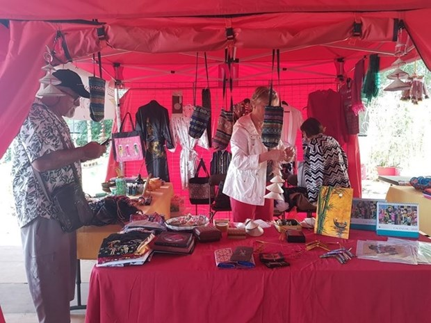 Vietnam centra la atencion durante festival en Francia hinh anh 1