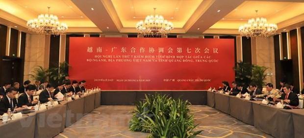 Revisan Vietnam y China resultados de cooperacion entre localidades de ambos paises hinh anh 1