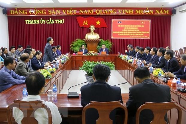 Promueven Vietnam y China cooperacion agricola hinh anh 1
