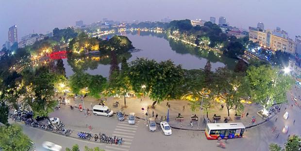Celebrara Hanoi XX aniversario de su reconocimiento mundial como Ciudad por la Paz hinh anh 1