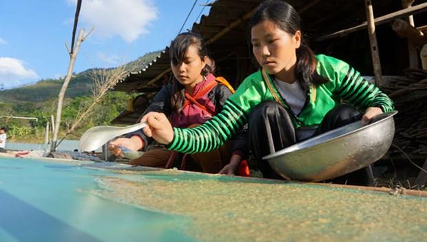 Papel sagrado de minoria etnica vietnamita para rituales espirituales hinh anh 1