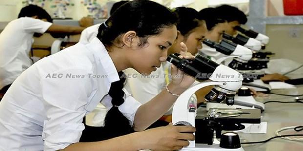 Concede Banco Asiatico prestamo millonario a Camboya para mejorar competitividad laboral hinh anh 1