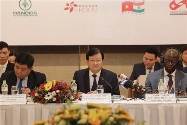 Proponen en Foro Empresarial de Vietnam medidas para desarrollo sostenible hinh anh 1