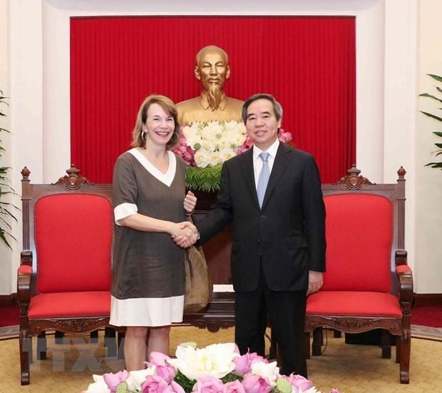 Prioriza Vietnam el desarrollo de energias limpias hinh anh 1