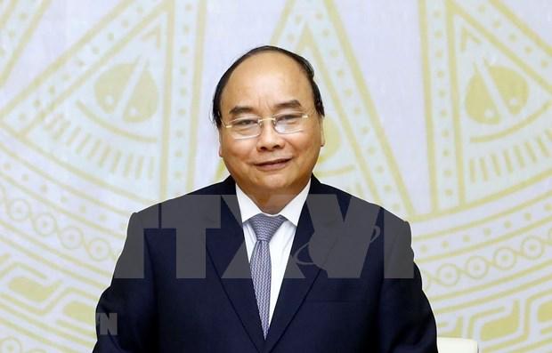 Visita a Japon del primer ministro de Vietnam afianzara los nexos entre ambas naciones hinh anh 1