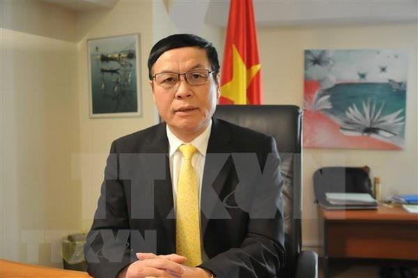 Afirman que nuevo TLC marca hito en relaciones comerciales entre Vietnam y la UE hinh anh 1