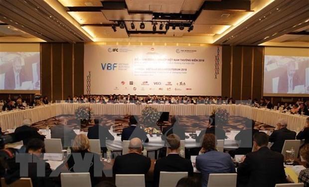 Foro Empresarial de Vietnam resaltara papel de las empresas en desarrollo sostenible hinh anh 1