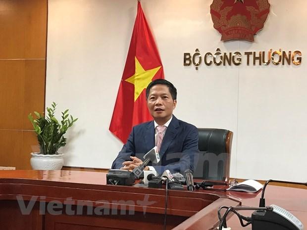 Pronostican aumento del 70 por ciento en exportaciones de Vietnam a la UE gracias al TLC hinh anh 1