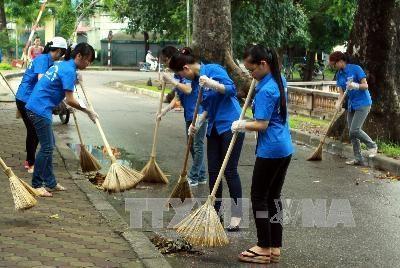 Impulsan en Vietnam acciones para proteger el Medio Ambiente hinh anh 1