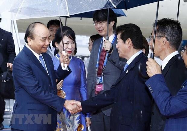 Primer ministro vietnamita responde a prensa japonesa en ocasion de su participacion en la Cumbre del G20 hinh anh 1